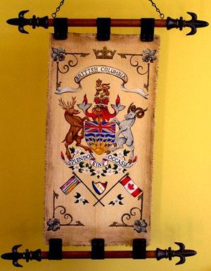 Canadisches Wappen