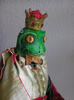 Froschkönig - verkauft