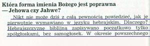 Prowadzenie rozmów na podstawie Pism, Watch Tower Bible And tract Society Of Pennsylvania, 1991, strona 118