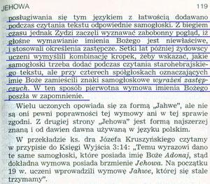 Prowadzenie rozmów na podstawie Pism, Watch Tower Bible And tract Society Of Pennsylvania, 1991, strona 119