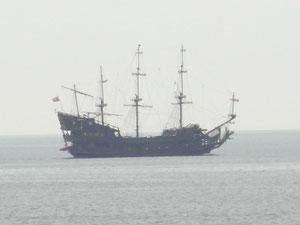 Piraci odwiedzając Ustce wynajmowali w niej pokoje.
