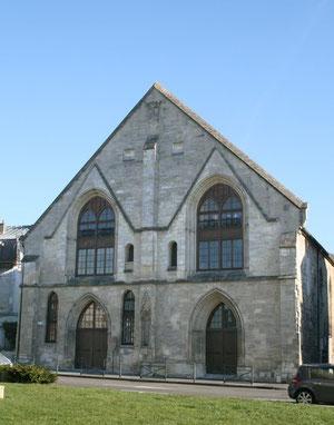 Une des salles Saint-Nicolas de Compiègne