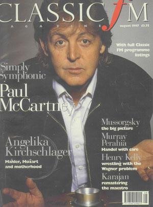 Paul McCartneyとJ37