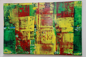 Acryl auf Leinwand 150 x 100