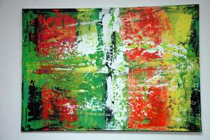 Frühling II 120 x 100