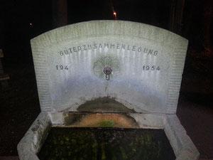 Vereinsbrunnen des PCM