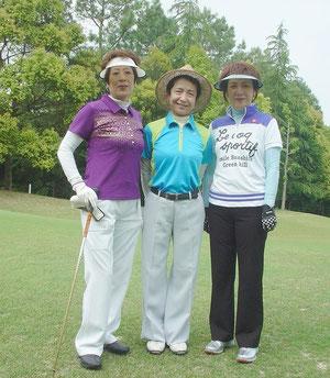 ゴルフは生涯スポーツ。