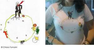 Slver Prince t-shirt 2012 - Chiara Tomaini