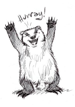 happy badger 2012 - Chiara Tomaini
