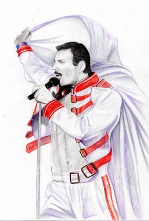 Freddie Mercury 2012 - Chiara Tomaini