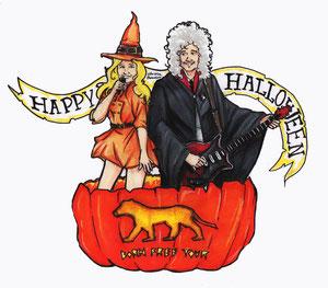 Happy Halloween 2012 - Chiara Tomaini