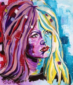 BB Acryl 165 cm x 145 cm
