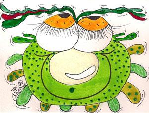 herr Grünselkruschel