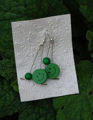 grün grün grün sind alle meine ohrringeeeeeee---