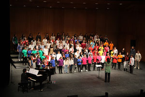 Concierto en el Auditorio Padre Soler de Madrid