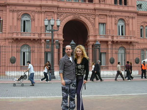 casa del governo  Buenos Aires