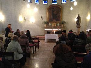 Frankfurt 10.04.13 - Spotkanie z Matkami w Modlitwie