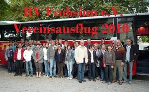 2010 Vereinsausflug