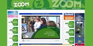 Reportage de Canal Zoom sur l'expo de Gembloux