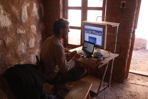 Ecrire le blog à San Pedro de Atacama