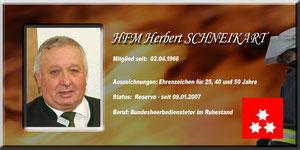 Herbert SCHNEIKART