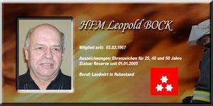 Leopold BOCK