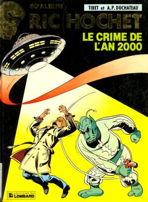 Le crime de l'an 2000 (tome 50)