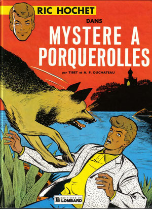Mystère à Porquerolles, Tome 2