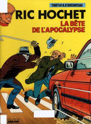La bête de l'apocalypse, Tome 52