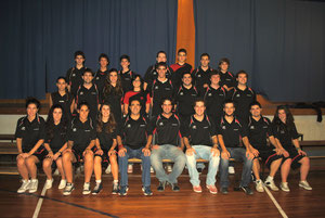 Entrenadores 2010-2011
