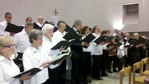 Petite Messe Solennelle, Dezember 2012