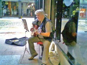 Street Singing,Dortmund
