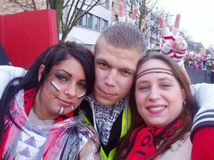 Anja,Kevin,Daniela