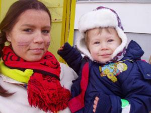 Patricia und der kleine Lukas