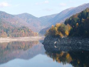 le lac de Kruth / Wildenstein
