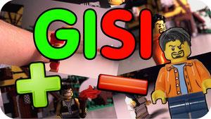 GISI Minifiguren aufbewahren - 2.Platz beim GISI Contest