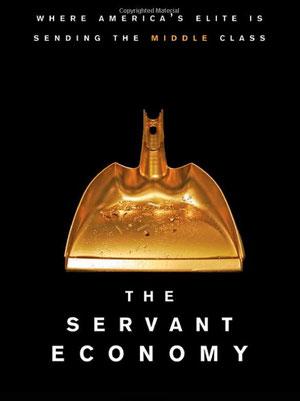 Portada del libro The Servant Economy