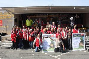 Les bénévoles 2011