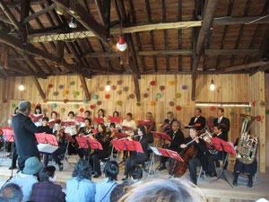 2011年4月のバルトの庭演奏会