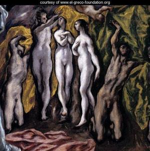 Les nus comme Cézanne: la ronde des formes