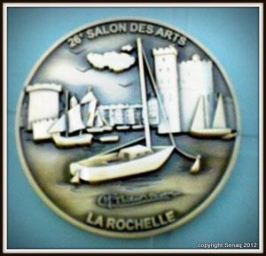 Médaille de Bronze Salon de la Rochelle 2012