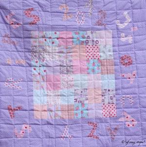 creation by Elli!!! Vielen Dank für die Wunderschöne Decke!
