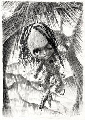 08/13 - Voodoo doll