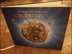 Wendepunkte Ursula Hütter Blog Buch die wunderbare Reise nach Blütonia