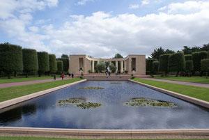 Amerik. Soldatenfriedhof Colleville