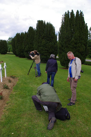 Friedhof - Beinhaus - Auch hier wurde gedreht.