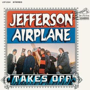 Jefferson Airplane - Jefferson Airplane Takes Off