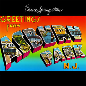 Bruce Springsteen - Greetings From Asbury Park, N.J.