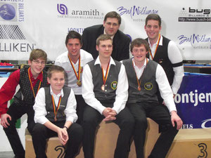 Jugendnationalteam 2012