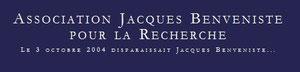 association jacques benveniste